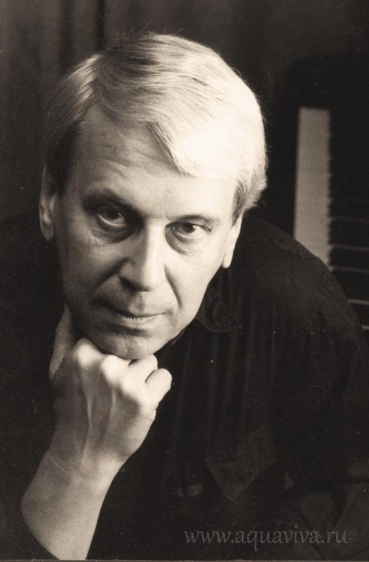 В Малом зале филармонии 8 декабря прозвучат вокальные циклы Бориса Тищенко