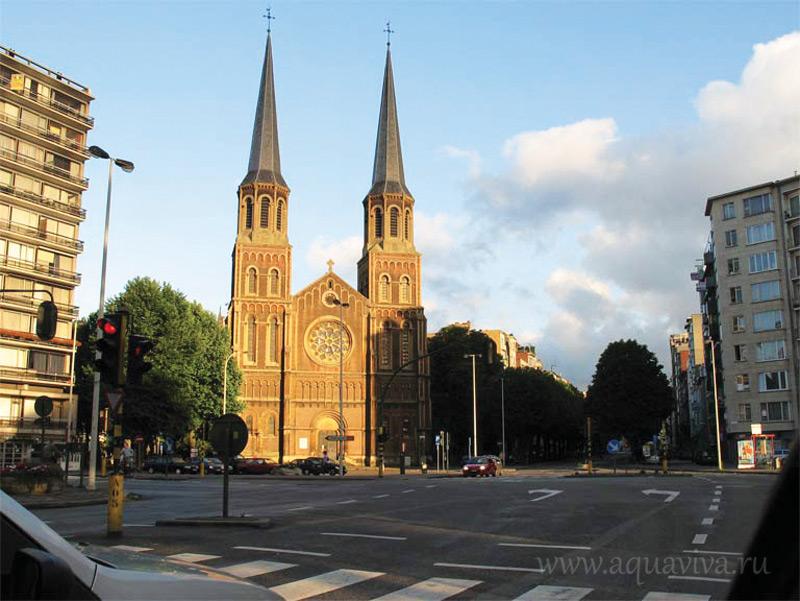 Православный храм Рождества Христова (Антверпен)