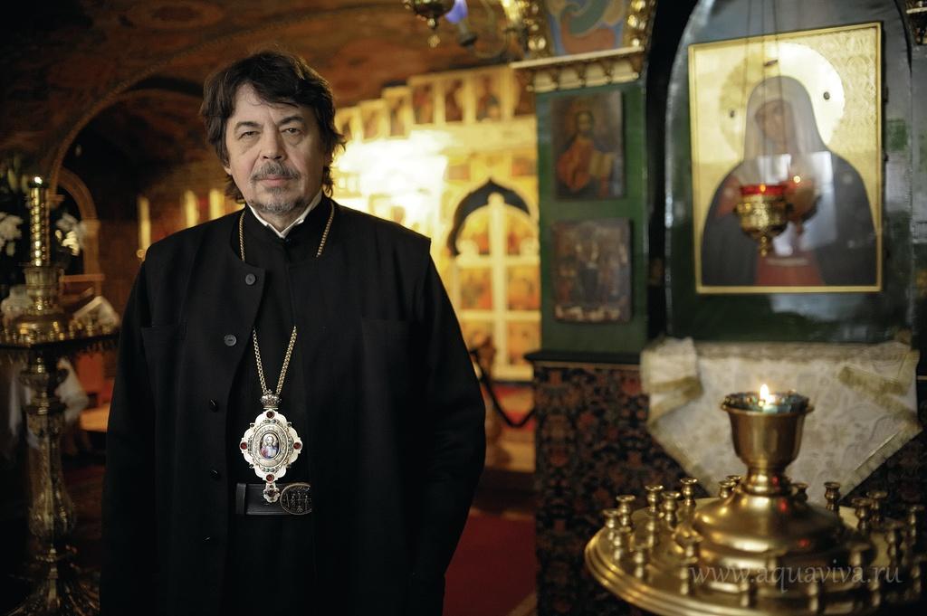 Владыка Маркелл является настоятелем Феодоровского Государева собора уже 21 год