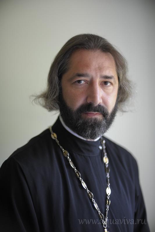 протоиерей Михаил Браверман, преподаватель курсов