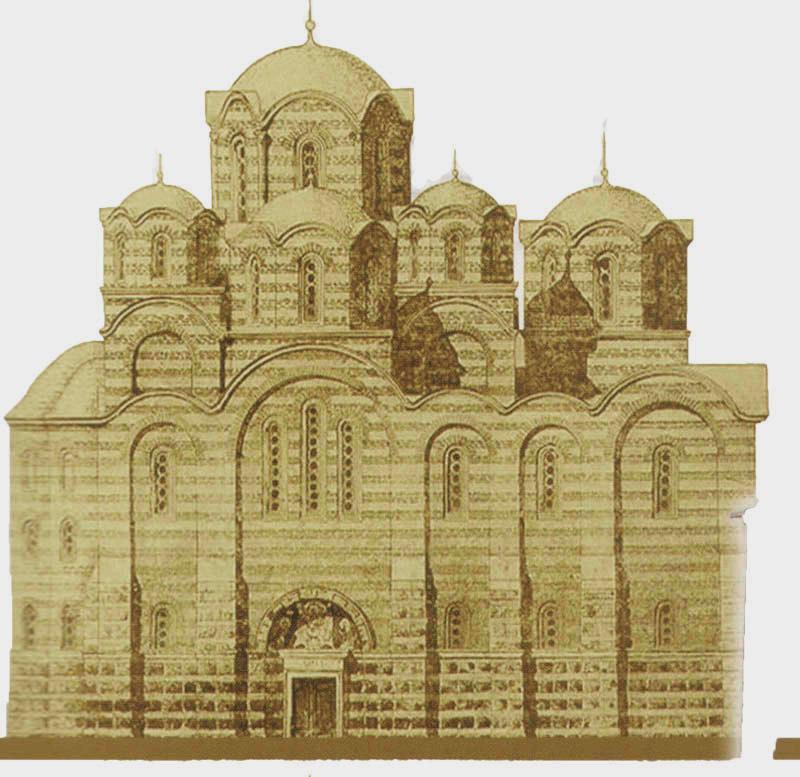 Десятинная Церковь, 996 год