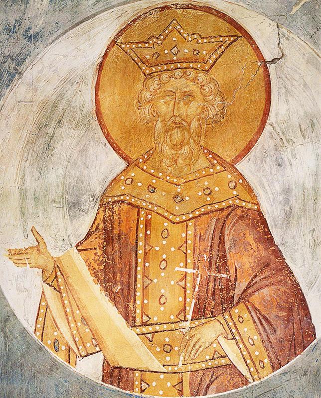 Роспись собора Рождества Богородицы Ферапонтова монастыря. Мастер Дионисий. 1502–1503 гг.;