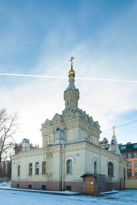 Петербургское подворье