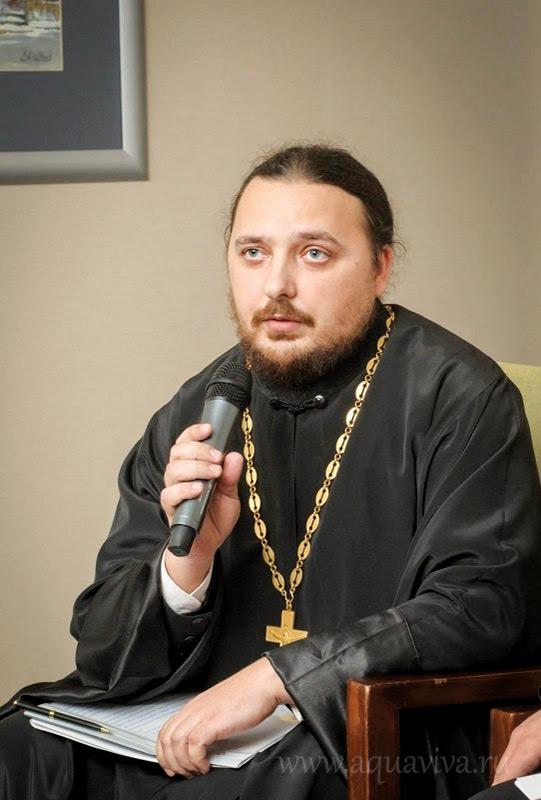 Иерей Игорь Илюшин