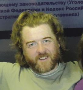 Игорь Сергеев, самый известный «в узких кругах» актер приходского театра, зародившегося в клубе «Чайка»