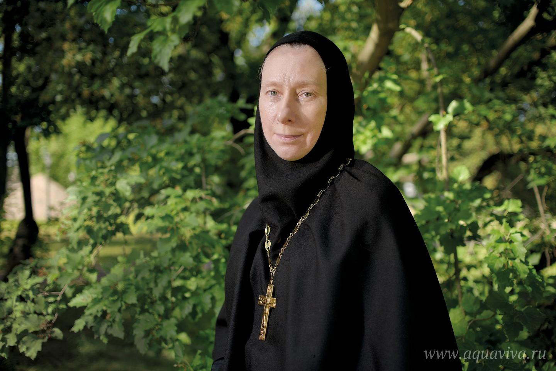 Настоятельница Введенского монастыря игумения Павла (Васюкова)