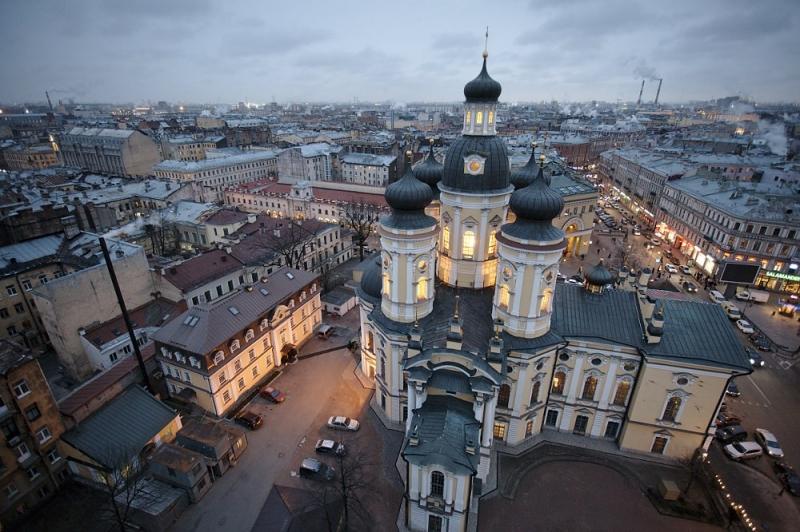 Два с половиной века  Владимирского собора