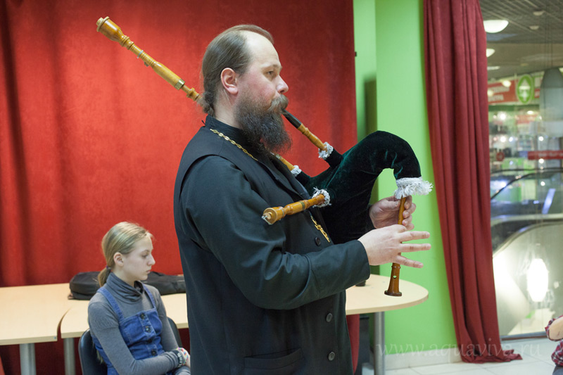 Cвященник Андрей Битюков