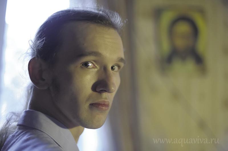 Александр Меркушев, инвалид с ДЦП, поэт, миссионер