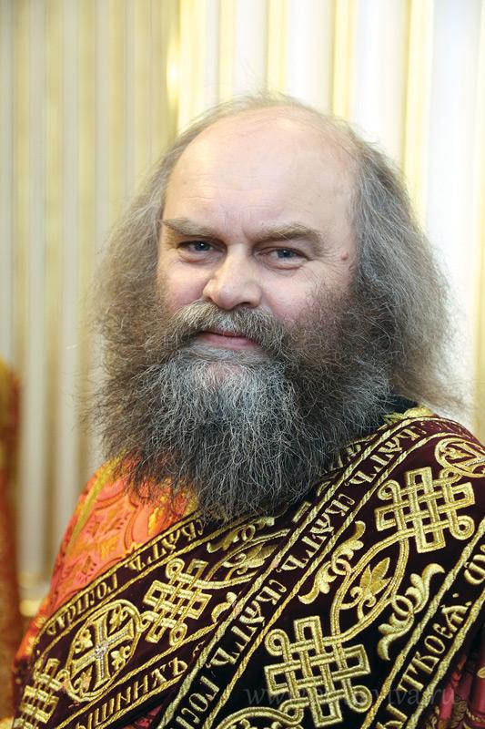 Протодиакон Сергий Шалберов
