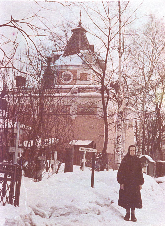 Часовня блаженной Ксении Петербургской. 1960–1965 годы