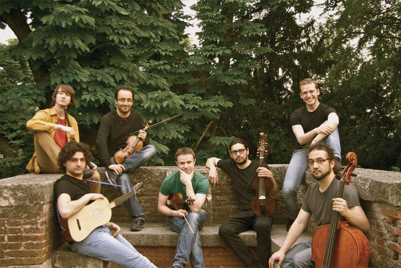 Итальянский ансамбль старинной музыки Il Pomo d'Oro