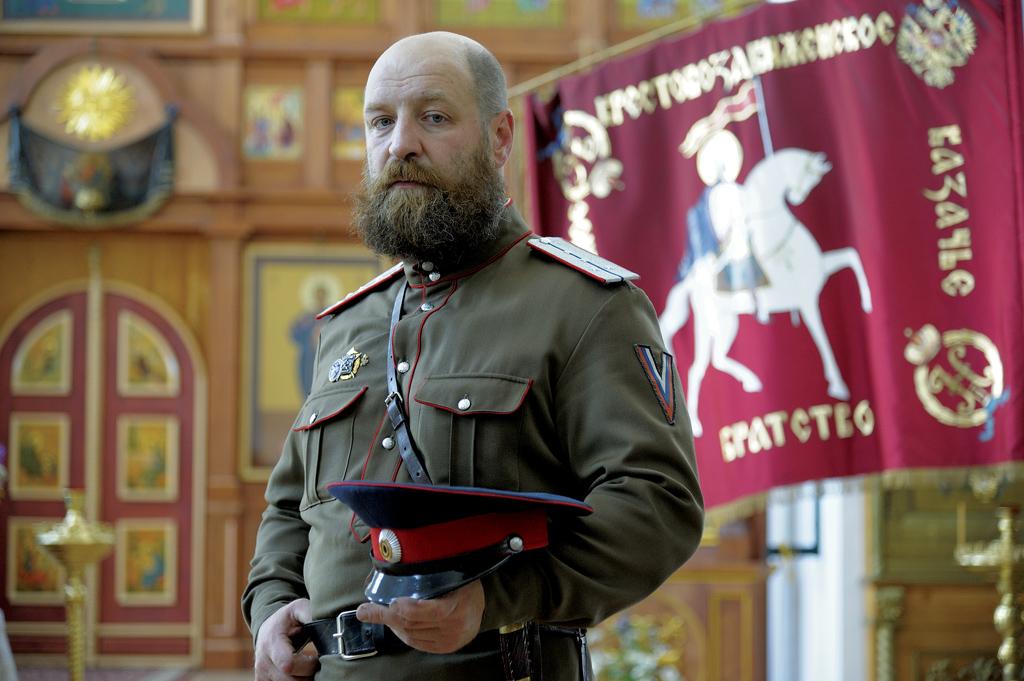 Помощник старосты комендант Юрий Данилов