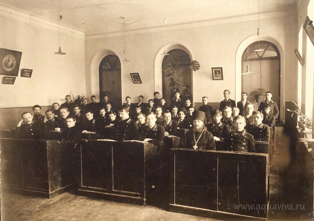 Архимимандрит Вениамин — ректор Тверской семинарии (1914). Фото из частной коллекции А. Лукьянчука