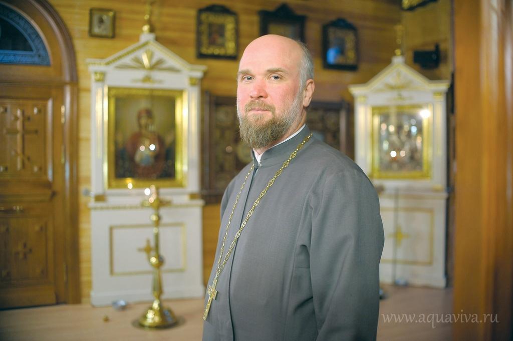 Иерей Георгий Астахов
