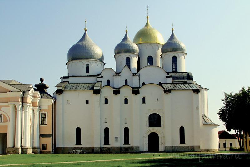 Собор в Новгороде
