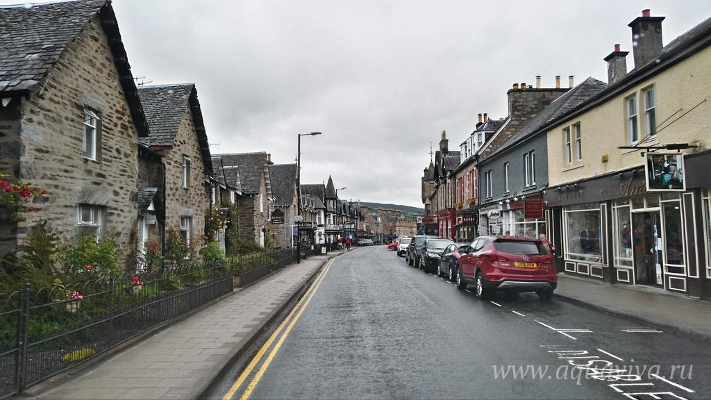 Путешествие по Англии и Шотландии в июне 2016 года