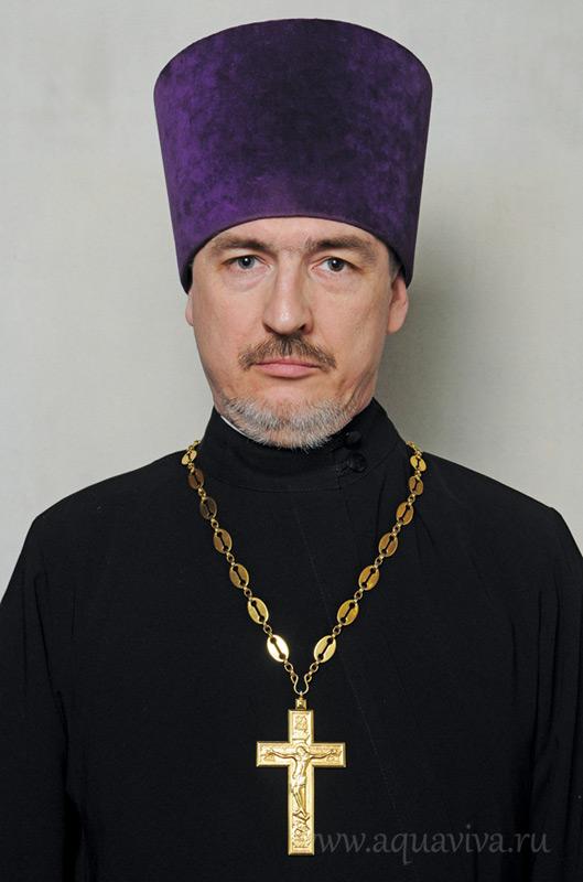 Иерей Андрей Кореньков