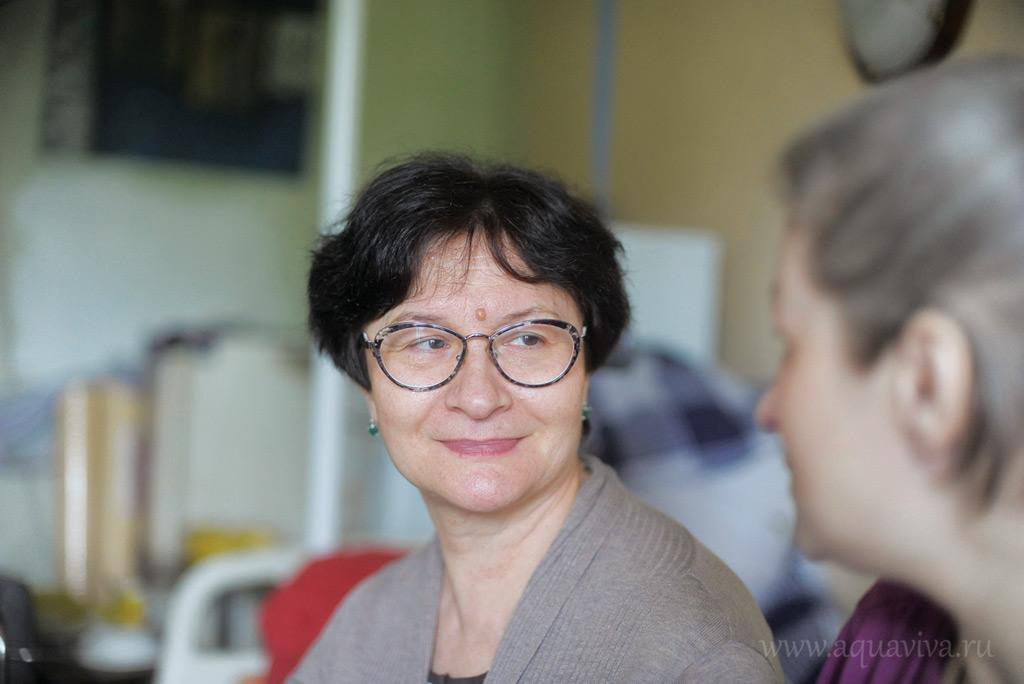 Елена Старицына
