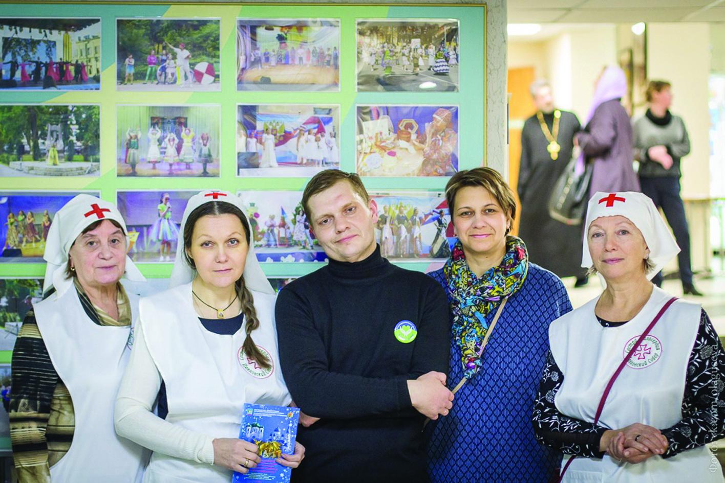 Фонд «Благо Дари» из Гатчины присоединился к общероссийской акции «Мы вместе» по поддержке нуждающихся на карантине...