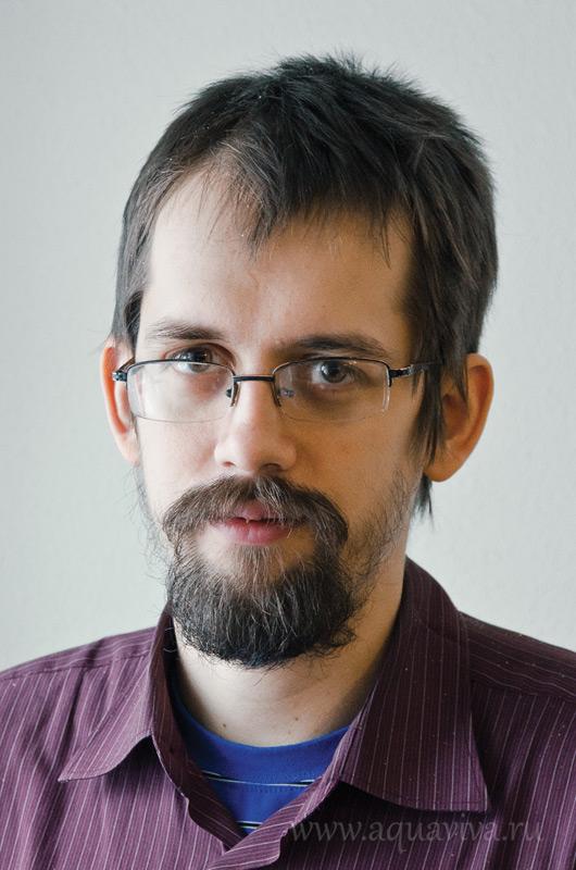 Александр Кондратьев, студент III курса