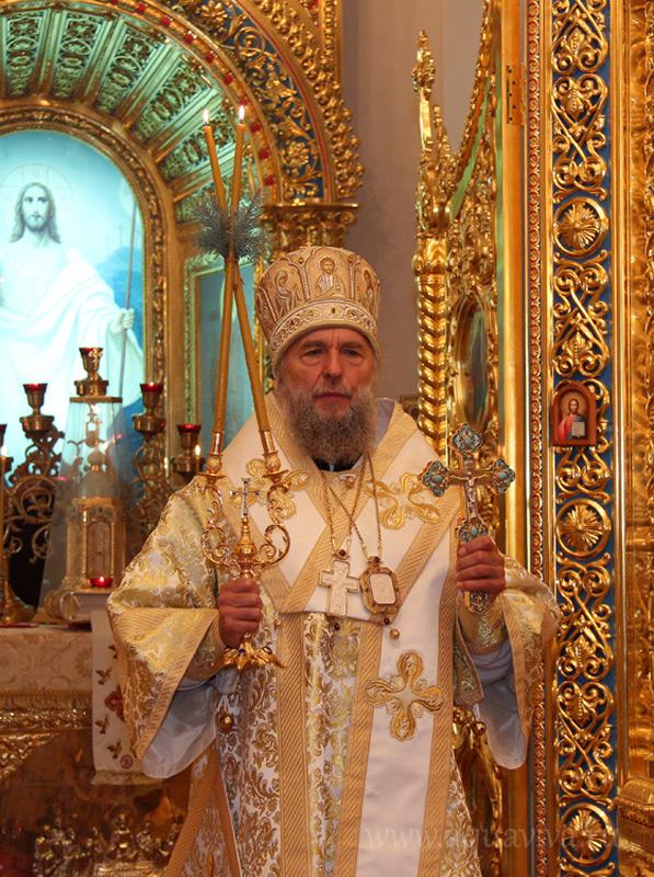 Митрополит Саранский и Мордовский Зиновий