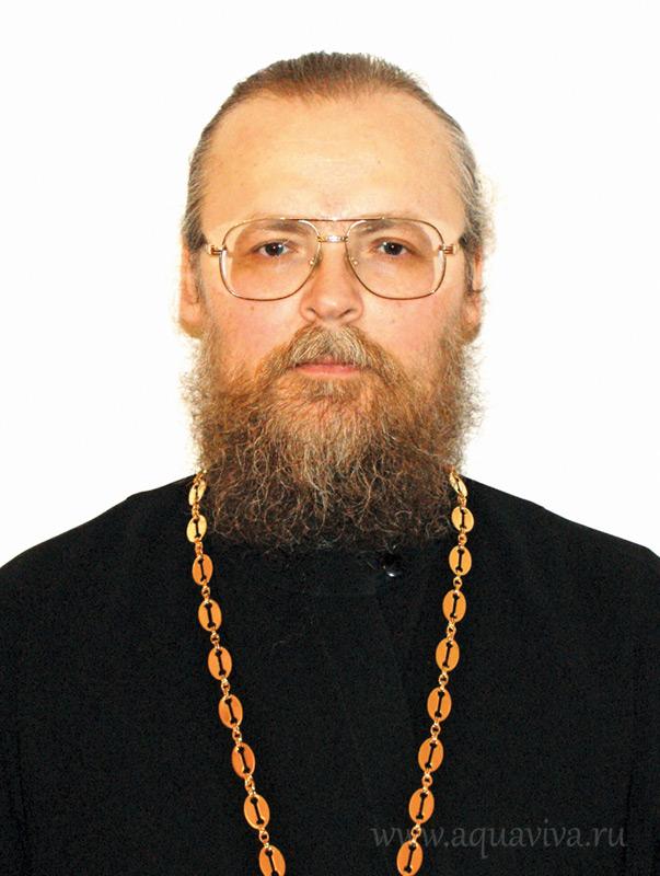Иерей Андрей Мекрюков председатель отдела религиозного образования и катехизации Гатчинской епархии