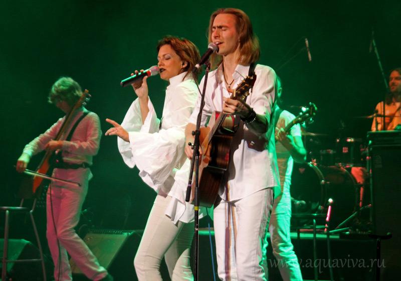 На концерте группы «Мельница» в ДК Ленсовета