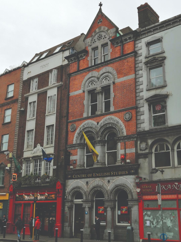 Центр Дублина