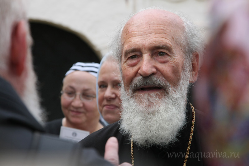 Протоиерей Сергий Гарклавс