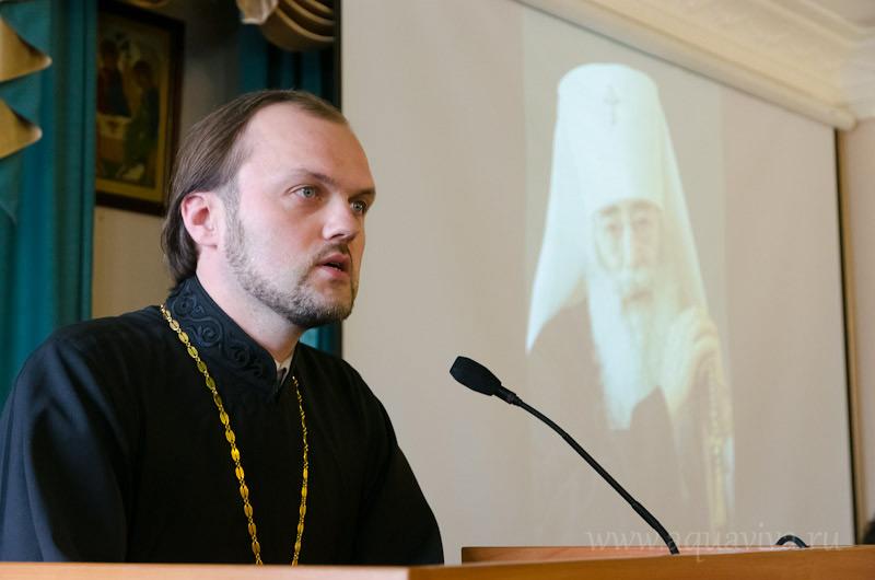 Иерей Илия Макаров