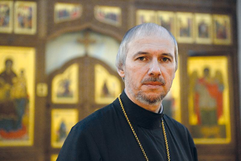 Протоиерей Андрей Клоков, настоятель