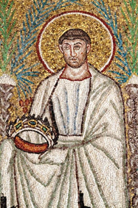 Святой Ипполит Римский