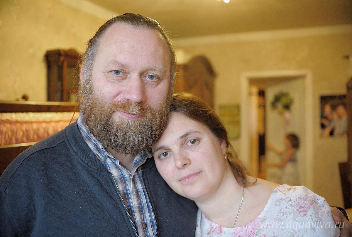 Алексей и Наталья особенно ценят мгновения, которые могут посвятить друг другу.