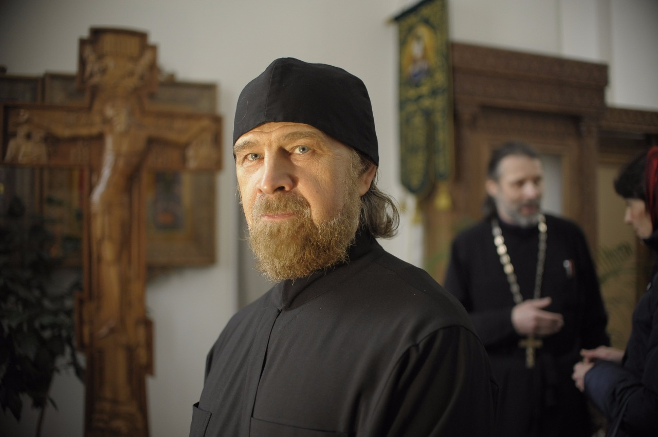 диакон Леонид Королев