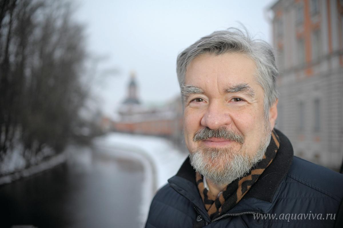 Руководитель санкт-петербургского отделения Борис Сергуненков
