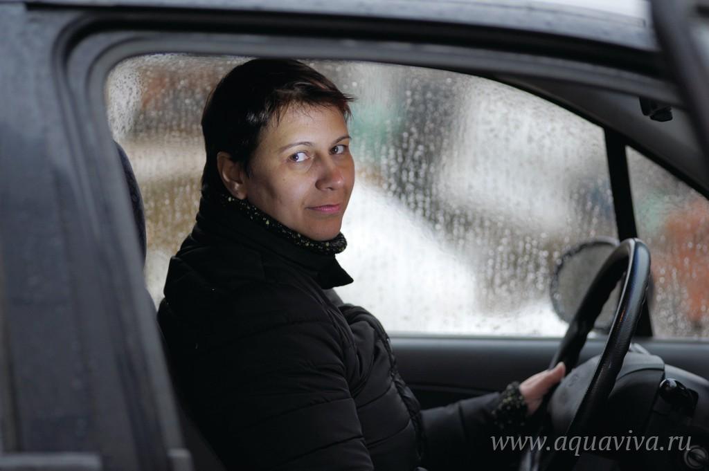 Анна Макарычева, руководитель гатчинских «Автоволонтеров», участвует во всех городских социальных проектах, курируемых Церковью