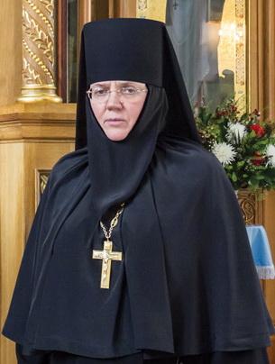 Игумения Людмила (Волошина), настоятельница Иоанновского монастыря