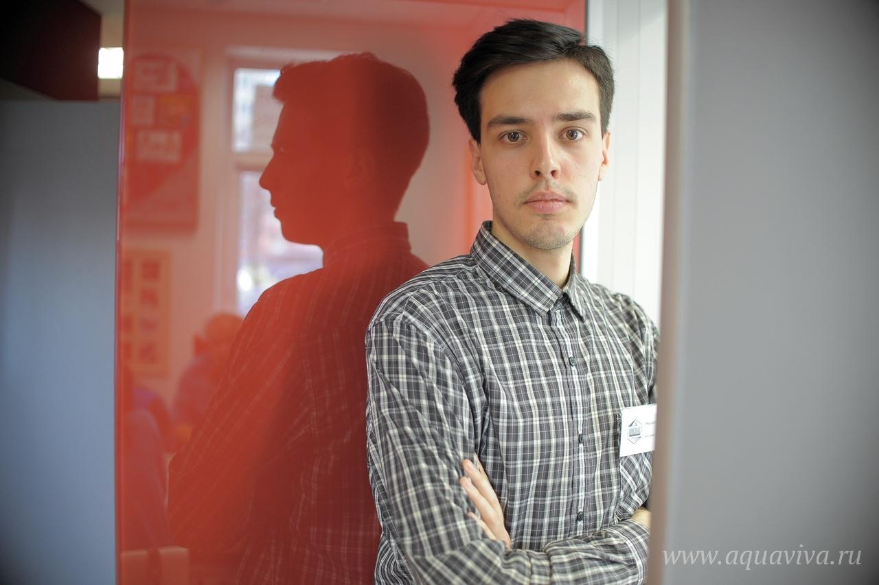 Никита Беличенко — создатель и руководитель Центра социальной поддержки населения «Никиас»