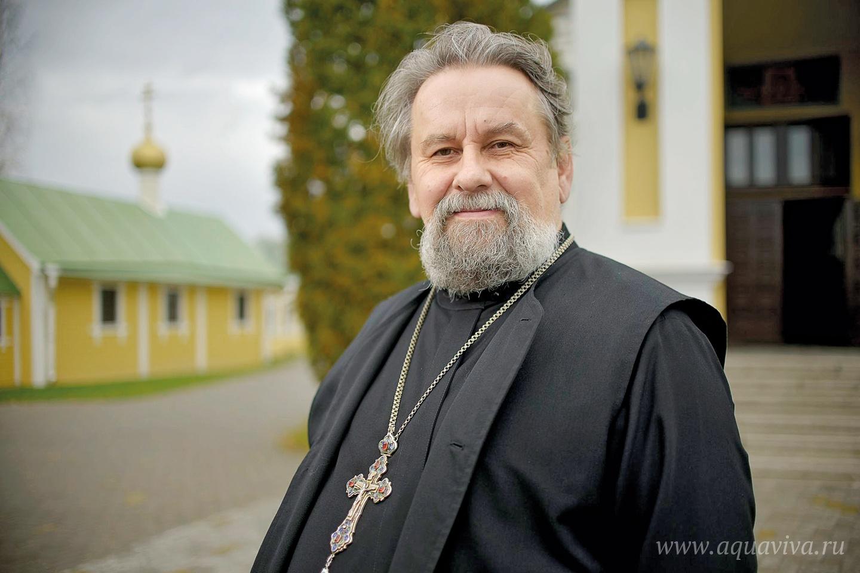 Протоиерей Борис Куприянов