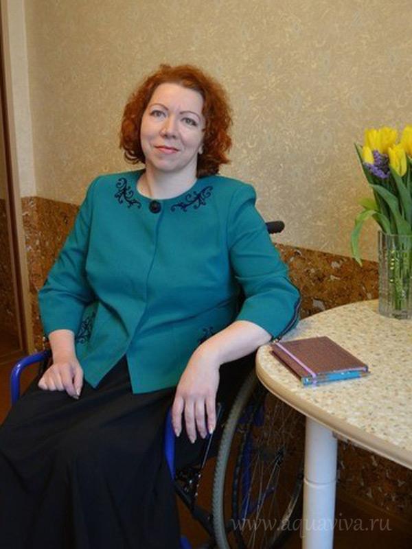 Марина Козикова